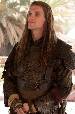 The Iron Throne - In the Oriental Continent Daario Naharis Ed Skrein