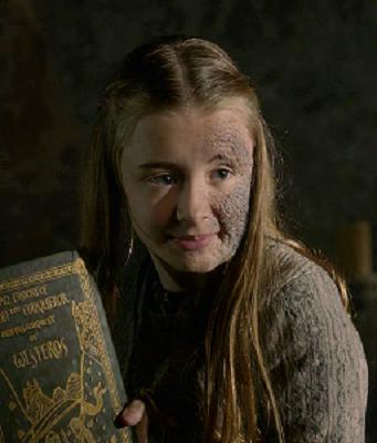 Shireen Baratheon The Iron Throne - Acto...